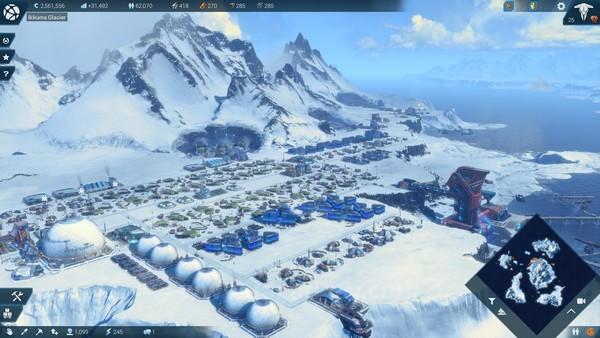 Daerah salju memberikan tantangan lebih tinggi