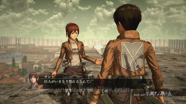 Attack on Titan 2nd trailer (20)