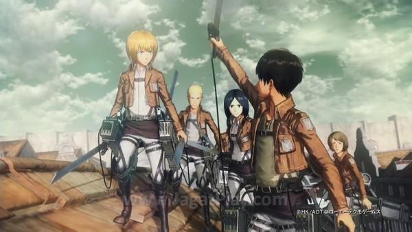 Attack on Titan 2nd trailer (8)