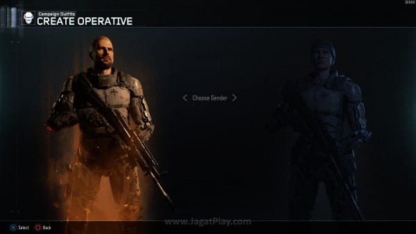 Berbeda dengan seri COD sebelumnya yang meminta Anda berperan sebagai karakter tertentu dan menjalani kisahnya, COD: Black Ops 3 hadir dengan karakter utama