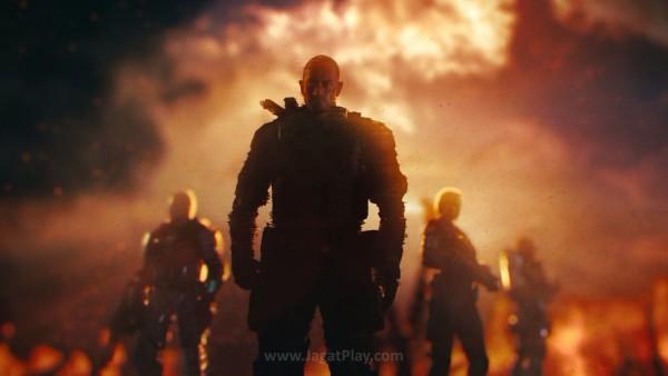 Di tahun 2065, 40 tahun setelah Black Ops 3, masa depan terlihat begitu buruk. Teknologi tak hanya efektif membantu kehidupan manusia, tetapi juga