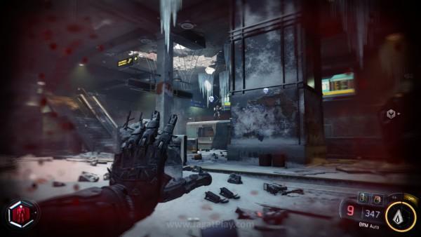 Di tengah perang dengan teknologi automaton - droids dan drones, DNI jadi ujung tombak yang efektif.