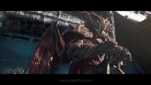 Oryx, ayah Crota datang untuk membalas dendam... kepada Anda!