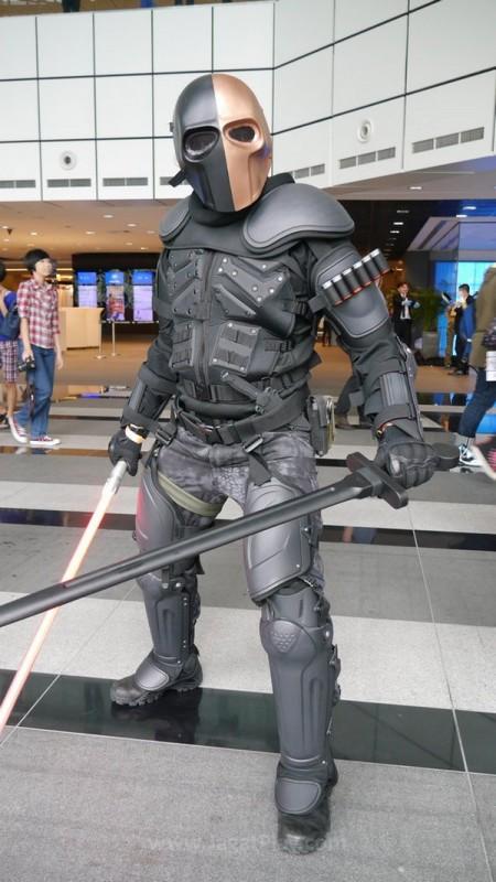 Gamestart 2015 booth babes cosplay (12)