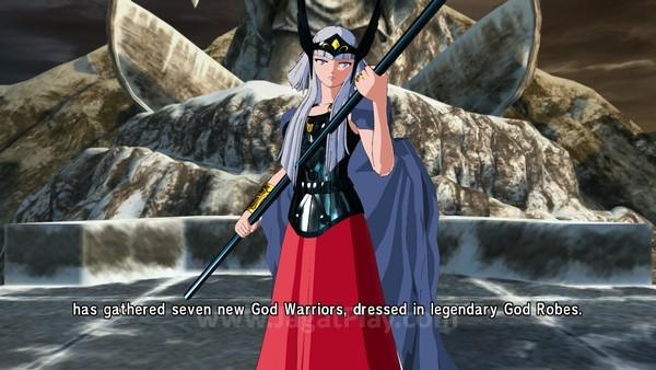 Chapter Asgard yang hanya ada dalam anime tidak luput disertakan dalam game ini