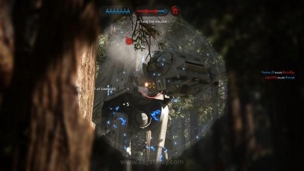 Sudahkah Anda menang sebagai Imperial di Walker Assault Endor?