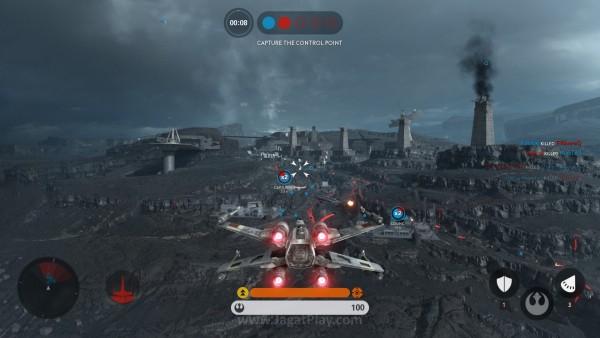 Punya ekstra 600 ribu untuk belanja game? Saran kami, tahan diri Anda untuk membeli Star Wars Battlefront.
