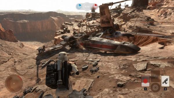 Full multiplayer, Star Wars Battlefront hadir tanpa mode campaign.