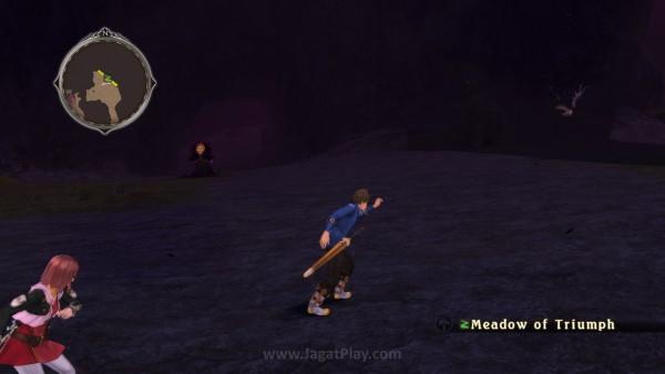 Bertarung di daerah dengan tingkat kegelapan atau Malevolence yang tinggi akan membunuh Anda!
