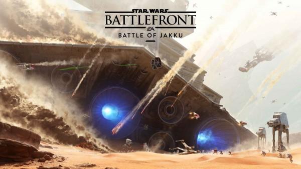 Selain Battle of Jakku, EA berjanji akan melempar lebih banyak peta dan Star Cards baru di masa depan secara cuma-cuma untuk Star Wars Battlefront.