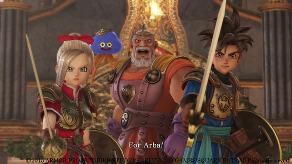 dragon quest heroes pc