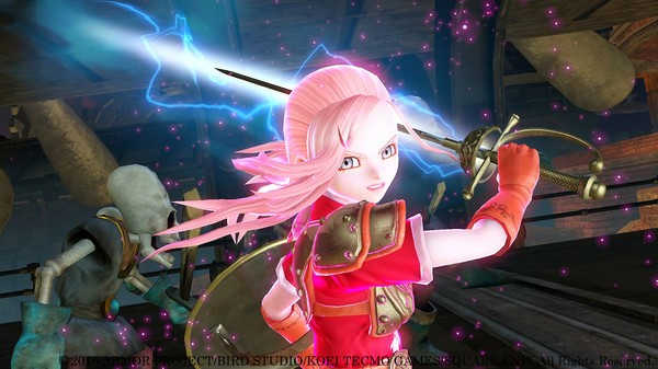 dragon quest heroes pc1