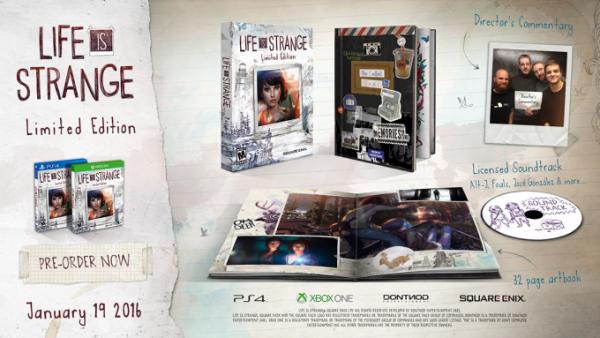 Setelah hanya tersedia dalam format digital, Life is Strange akan dirilis kembali dalam format fisik untuk versi konsol.
