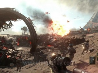 Battle of jakku 6