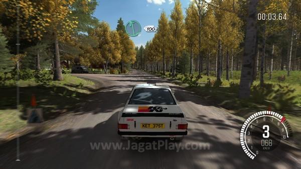 Seperti game rally lain, Anda harus mendengarkan dengan seksama ucapan Co-Driver Anda
