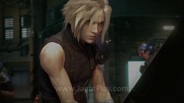 Banyak detail terbaru terkait FF VII Remake dibagi kepada publik, termasuk ikut sertanya CyberConnect2 - dev. Naruto Ultimate di dalamnya.