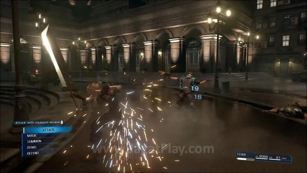 FF 7 Remake first gameplay (22)