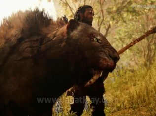 Far Cry Primal first gameplay 6