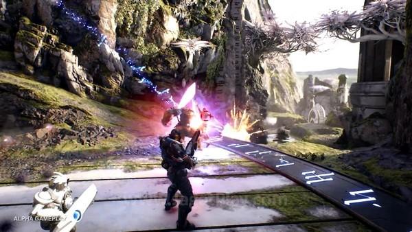 Paragon first gameplay (15)
