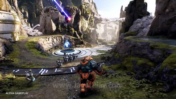 Paragon first gameplay (5)