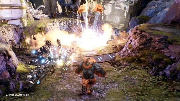 Paragon first gameplay (9)