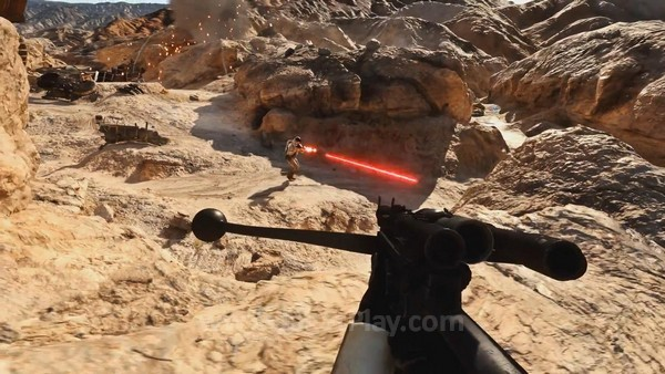 Star Wars Battlefront visual mod (9)