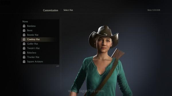 Anda tentu saja bisa memodifikasi tampilan karakter yang Anda gunakan dengan ragam item kosmetik.
