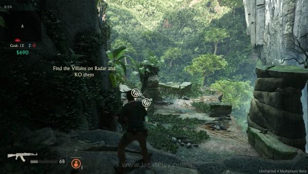 Uncharted 4 Multiplayer beta jagatplay (4)