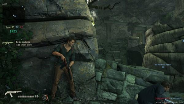 Uncharted 4 Multiplayer beta jagatplay (69)