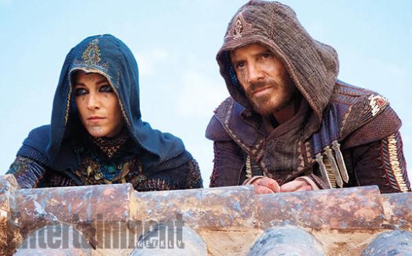 Penampakan pertama film Assassin's Creed meluncur.