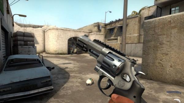 Terlalu overpowered, proses nerf R8 Revolver sudah dilakukan Valve.