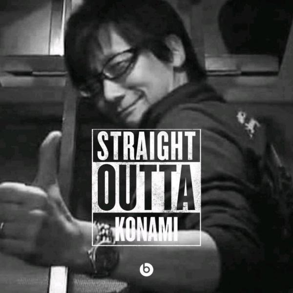 Hideo Kojima akhirnya resmi meninggalkan Konami per tanggal 15 Desember 2015 kemarin. Ia dikabarkan akan membuat studio game baru di bawah bendera Sony.