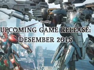 upcoming december