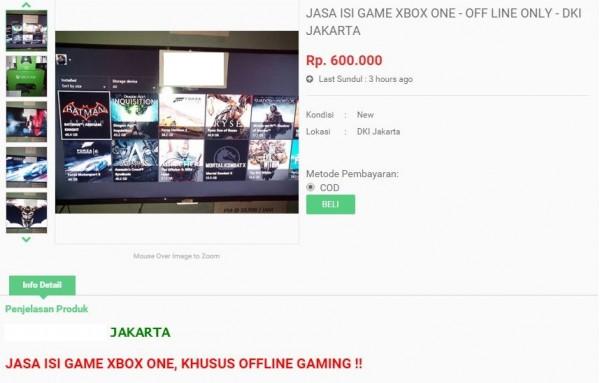Jasa copy game