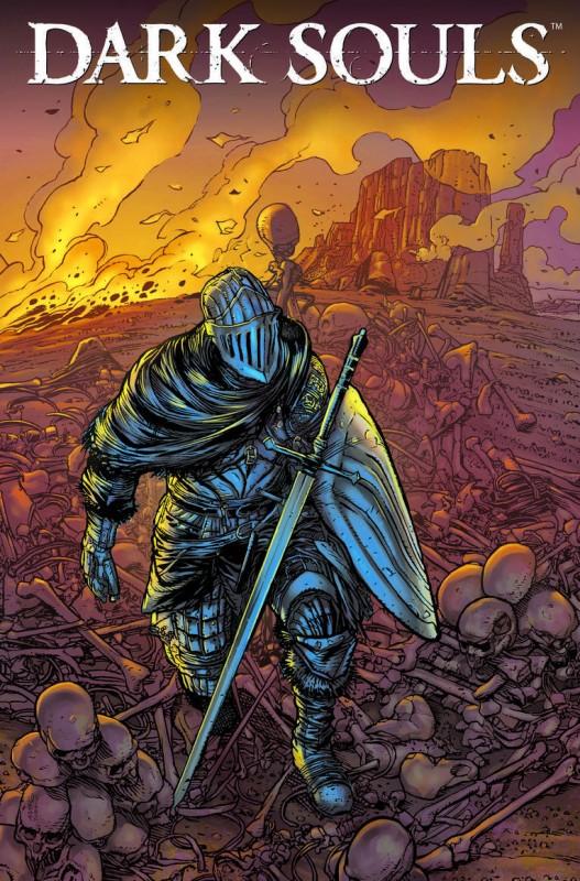 Dark Souls comic cover (1)