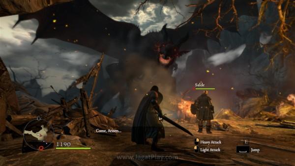 Dragon Dogma Dark Arisen jagatplay 3
