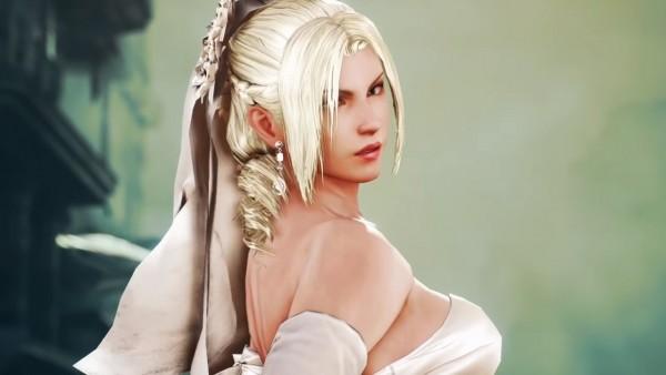 Dengan pakaian pengantinnya, Nina Williams tampi manis dan garang di Tekken 7!