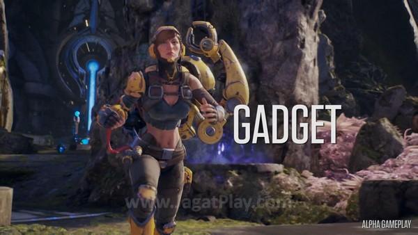 Paragon new gameplay 3
