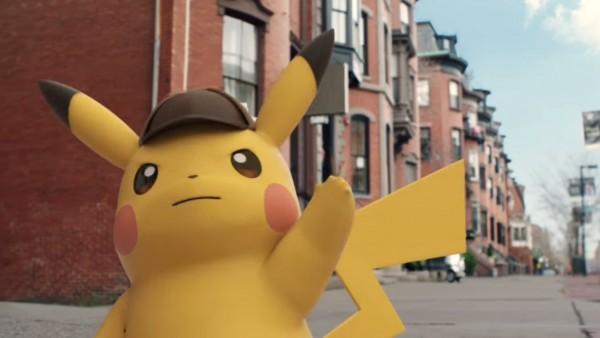 Pikachu kini berperan sebagai seorang detektif di game barunya!