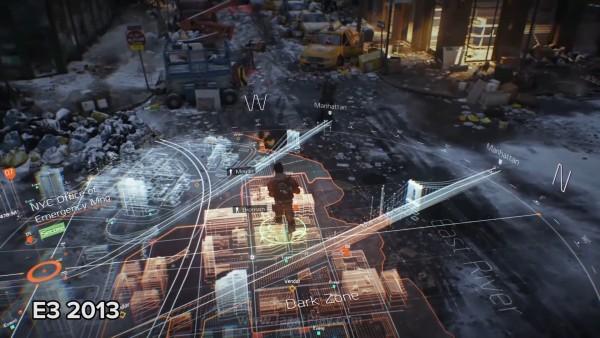Peta di versi E3 2013