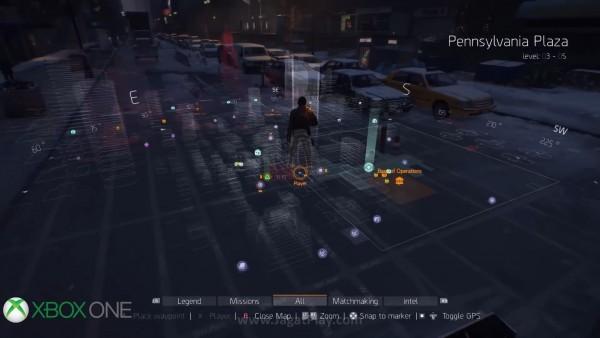 Peta di versi beta.