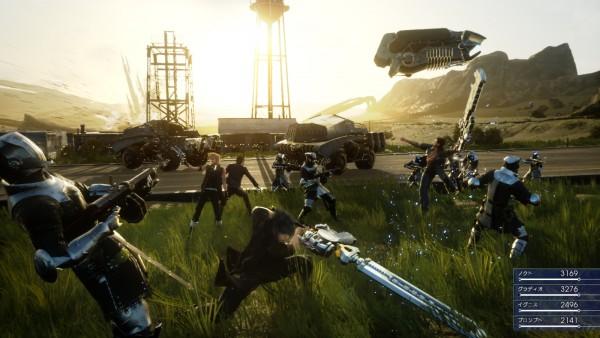Square Enix memastikan bahwa FF XV akan hadir dengan dua sistem battle berbeda.