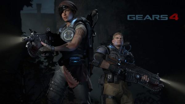 Gears of War 4 akan meluncur 11 Oktober 2016 mendatang.