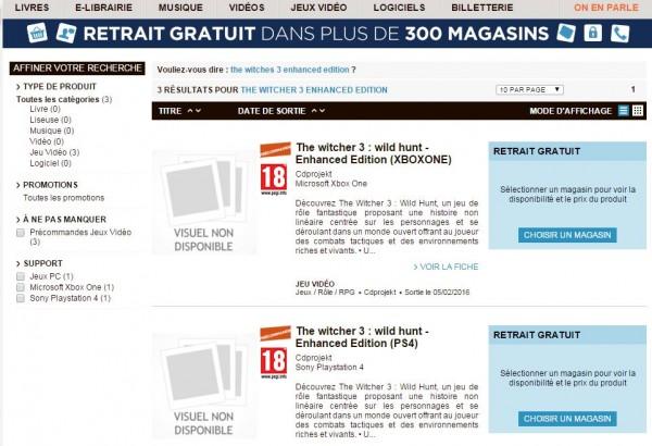 Membantah rumor yang ada, CD Projekt membantah bahwa The Witcher 3 akan mendapatkan versi Enhanced Edition.