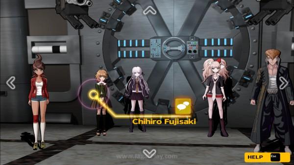 Game ini mengandalkan grafis 2D still tanpa animasi