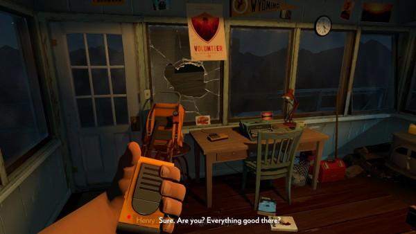 Acungan dua jempol untuk siapapun yang menuliskan dialog dan memerankan sosok Henry dan Delilah di game ini.