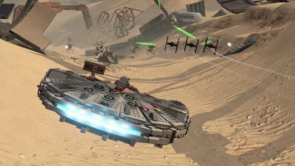 Lego Star Wars Force Awakens (1)