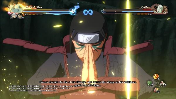 Naruto Shippuden Ultimate Ninja Storm 4 jagatplay part 1 (119)