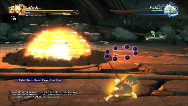 Naruto Shippuden Ultimate Ninja Storm 4 jagatplay part 1 (160)