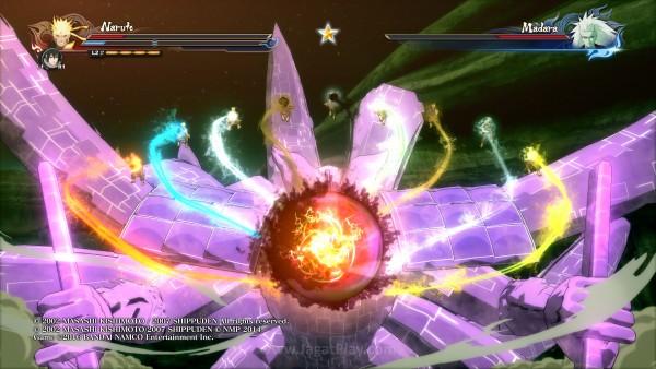 Naruto Shippuden Ultimate Ninja Storm 4 jagatplay part 1 (163)